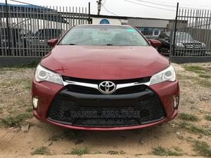 Toyota Camry 2015 Red | Cars for sale in Lagos State, Ikeja