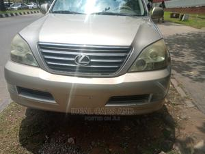 Lexus GX 2004 470 Gold | Cars for sale in Abuja (FCT) State, Central Business District