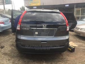 Honda CR-V 2013 EX 4dr SUV (2.4L 4cyl 5A) Gray | Cars for sale in Lagos State, Ikeja