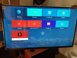 Lg 55 Inches Smart 4k Tv (Brand New) | TV & DVD Equipment for sale in Lagos State, Ajah
