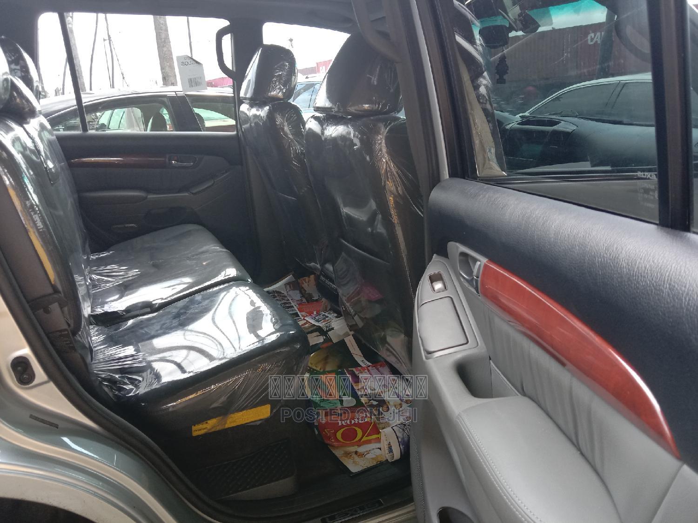 Lexus GX 2009 470 Silver   Cars for sale in Apapa, Lagos State, Nigeria