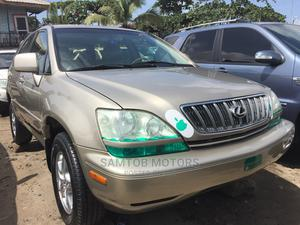 Lexus RX 2002 Gold | Cars for sale in Lagos State, Apapa