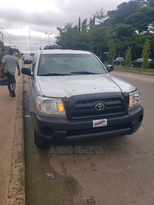 Toyota Tacoma 2008 4x4 Access Cab Silver | Cars for sale in Abuja (FCT) State, Gwarinpa