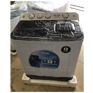 Rite-Tek Twin Tub Washing Machine (10kg) | Home Appliances for sale in Abuja (FCT) State, Wuse 2