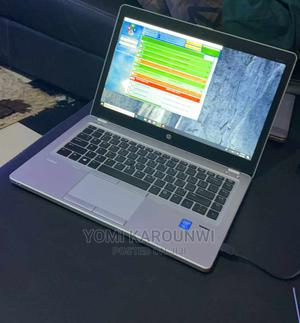 Laptop HP EliteBook Folio 9480M 4GB Intel Core I5 HDD 500GB   Laptops & Computers for sale in Ondo State, Akure