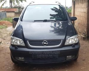 Opel Zafira 2002 Black | Cars for sale in Oyo State, Ibadan