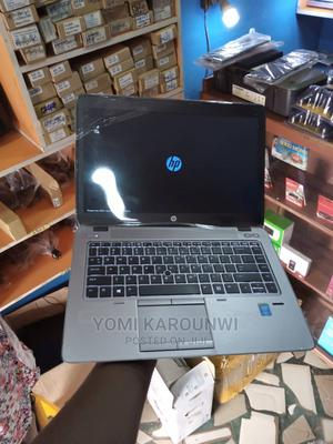 Laptop HP EliteBook 840 G1 8GB Intel Core I5 HDD 500GB   Laptops & Computers for sale in Ondo State, Akure