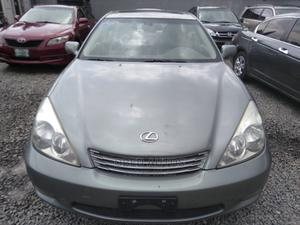 Lexus ES 2004 330 Sedan Gray | Cars for sale in Rivers State, Port-Harcourt