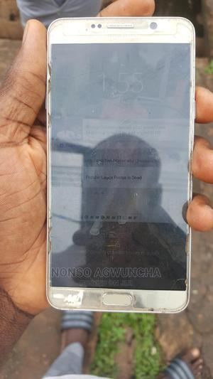 Samsung Galaxy Note 5 32 GB Gold | Mobile Phones for sale in Enugu State, Enugu