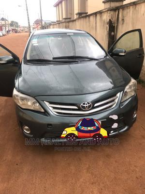 Toyota Corolla 2010 Green | Cars for sale in Lagos State, Ikorodu