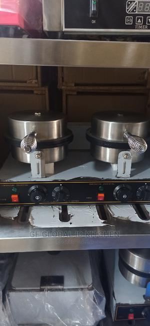 Commercial Double Cone Baking Machine | Restaurant & Catering Equipment for sale in Lagos State, Ojo