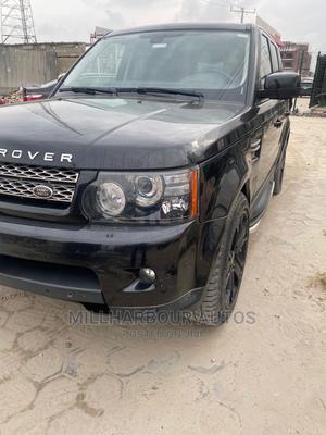Land Rover Range Rover Sport 2013 Black   Cars for sale in Lagos State, Lekki