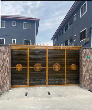 Beautiful Wrought Iron Gate | Doors for sale in Imo State, Orlu