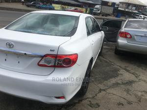 Toyota Corolla 2012 White   Cars for sale in Rivers State, Port-Harcourt