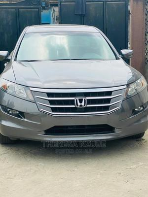 Honda Accord CrossTour 2010 EX-L Gray | Cars for sale in Rivers State, Port-Harcourt