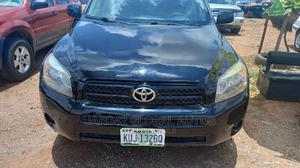 Toyota RAV4 2008 2.0 VVT-i Black | Cars for sale in Abuja (FCT) State, Lugbe District