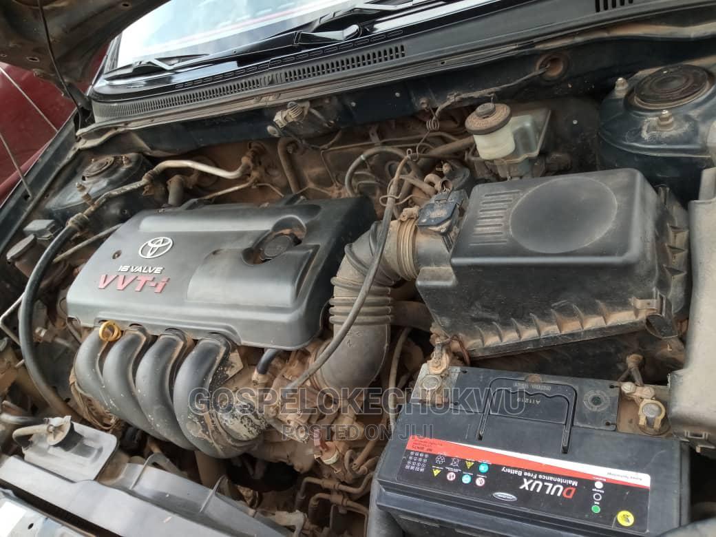 Archive: Toyota Corolla 2005 LE Black