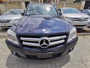 Mercedes-Benz GLK-Class 2010 350 4MATIC Blue   Cars for sale in Lagos State, Amuwo-Odofin