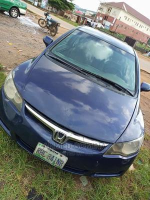 Honda Civic 2006 1.8i-Vtec VXi Automatic Blue   Cars for sale in Abuja (FCT) State, Bwari
