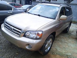 Toyota Highlander 2005 Gold   Cars for sale in Rivers State, Port-Harcourt