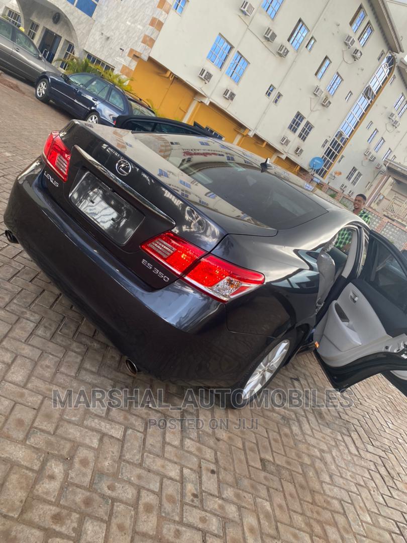 Lexus ES 2010 350 Gray | Cars for sale in Benin City, Edo State, Nigeria