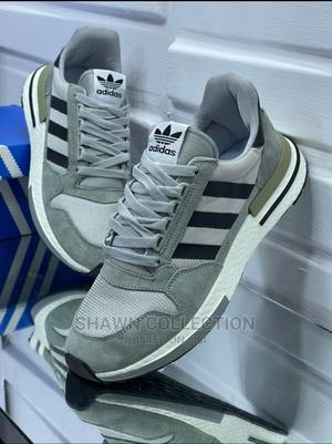 Adidas Zx 500 Rm Gray   Shoes for sale in Lagos State, Lagos Island (Eko)
