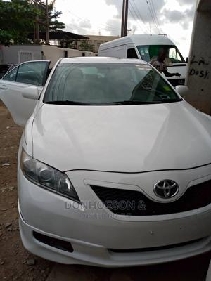 Toyota Camry 2008 2.4 SE Automatic White | Cars for sale in Lagos State, Isolo