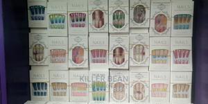 Acrylic Press-On Nail by 24 in 1   Makeup for sale in Lagos State, Amuwo-Odofin