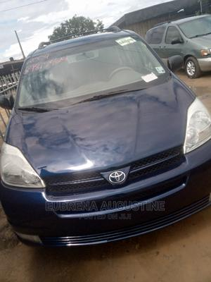 Toyota Sienna 2004 Blue   Cars for sale in Delta State, Warri