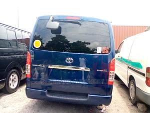Toyota Hiace 2011 Model Blue Colour | Buses & Microbuses for sale in Lagos State, Apapa
