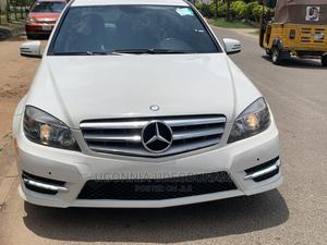 Mercedes-Benz C300 2011 White | Cars for sale in Abuja (FCT) State, Gwarinpa