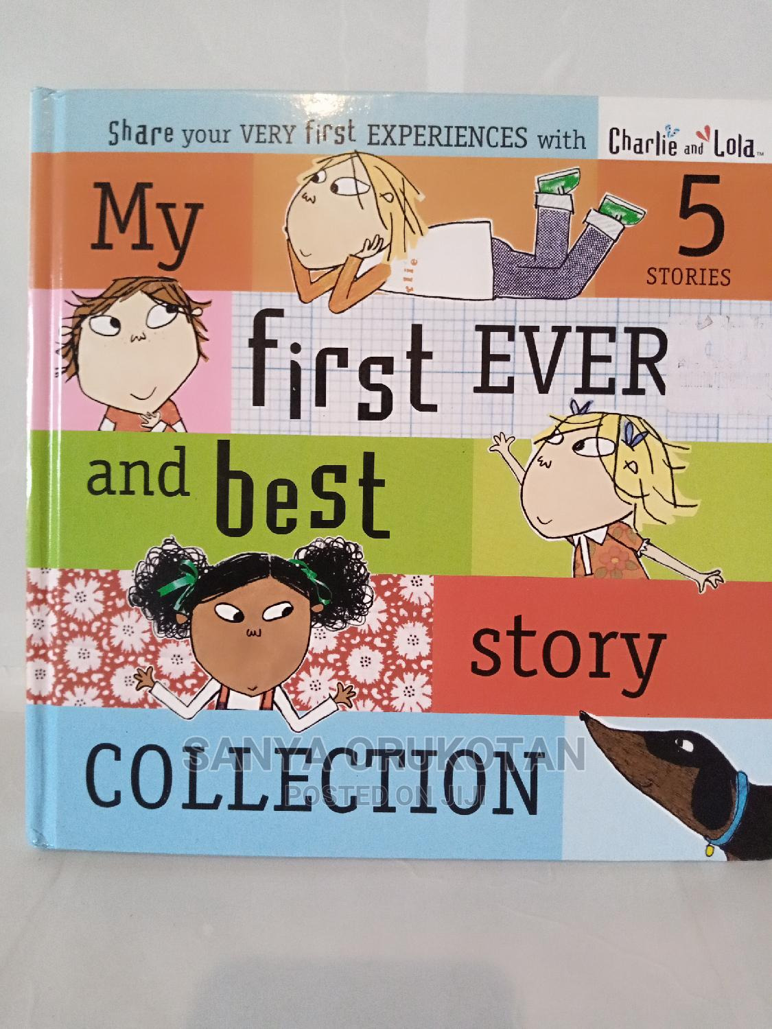 Archive: My First Ever and Best Story Collections