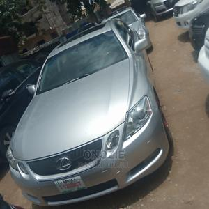 Lexus GS 2007 300 Silver | Cars for sale in Abuja (FCT) State, Gwarinpa