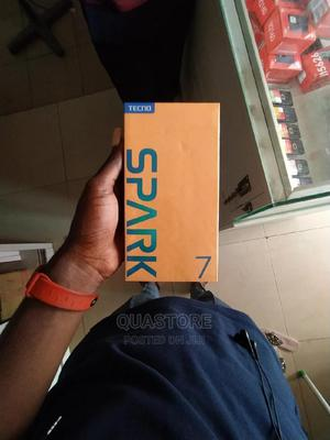 New Tecno Spark 7 32 GB Green | Mobile Phones for sale in Oyo State, Ibadan