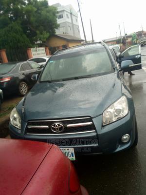 Toyota RAV4 2010 2.5 Sport Blue | Cars for sale in Lagos State, Ikeja