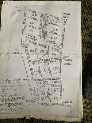 A Plot of Land at Olorunda-Aba   Land & Plots For Sale for sale in Oyo State, Lagelu