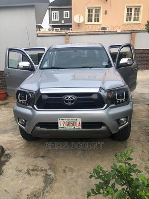 Toyota Tacoma 2013 Silver | Cars for sale in Lagos State, Gbagada