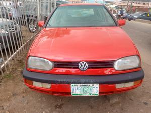 Volkswagen Golf 2000 1.6 Red   Cars for sale in Lagos State, Isolo