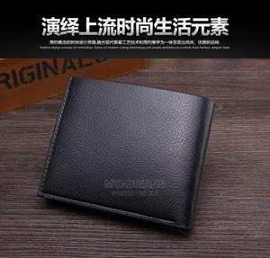 Business Leather Men's Wallet - 2pcs - Black Brown   Bags for sale in Lagos State, Oshodi