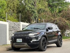 Land Rover Range Rover Evoque 2012 Dynamic Black   Cars for sale in Abuja (FCT) State, Asokoro