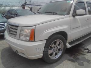 Cadillac Escalade 2005 White | Cars for sale in Lagos State, Ikeja
