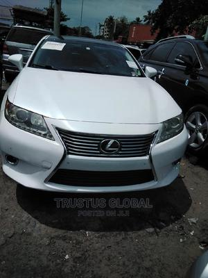 Lexus ES 2013 350 FWD Off White | Cars for sale in Lagos State, Amuwo-Odofin