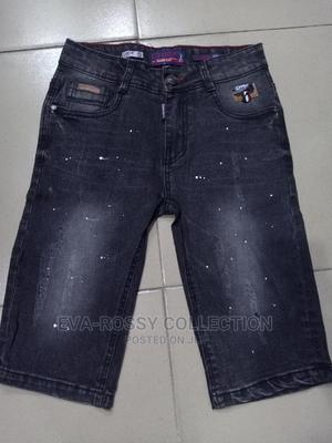 Stock Boys Jeans Shorts | Children's Clothing for sale in Lagos State, Lagos Island (Eko)