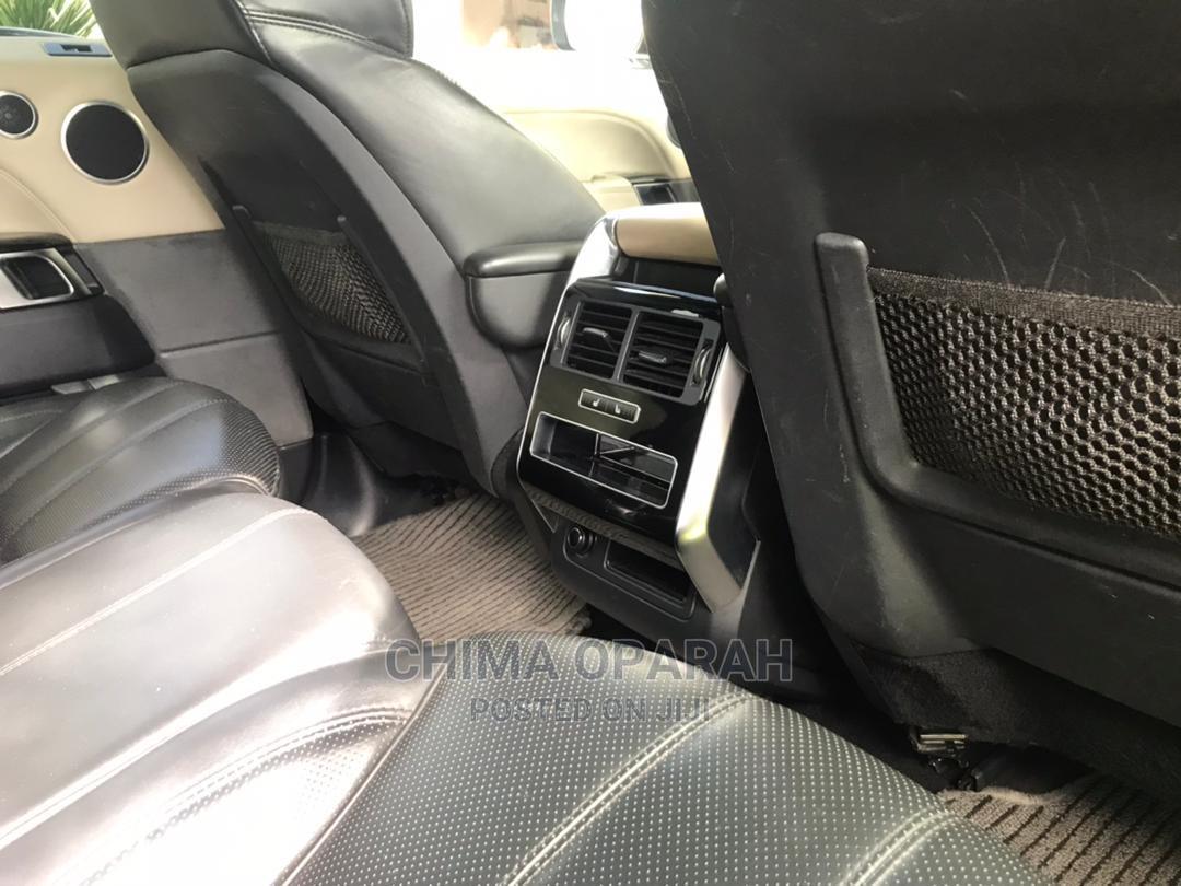 Archive: Land Rover Range Rover Sport 2015 Black