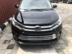 Toyota Highlander 2019 Black | Cars for sale in Lagos State, Ajah
