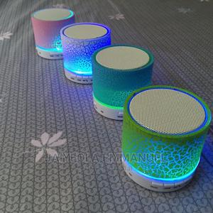 New LED MINI Wireless Bluetooth Speaker TF USB | Accessories for Mobile Phones & Tablets for sale in Lagos State, Alimosho