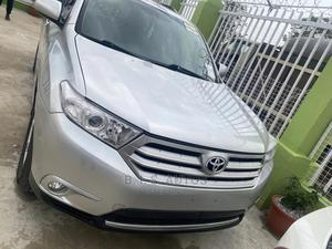 Toyota Highlander 2012 Limited Silver | Cars for sale in Lagos State, Ogba