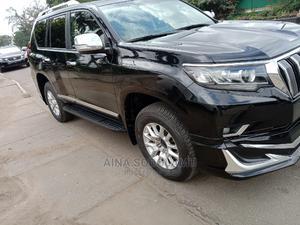 New Toyota Land Cruiser Prado 2019 Black | Cars for sale in Lagos State, Ikeja
