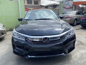 Honda Accord 2016 Black | Cars for sale in Lagos State, Ifako-Ijaiye
