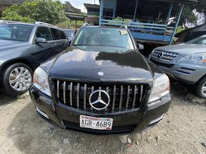 Mercedes-Benz GLK-Class 2012 Black | Cars for sale in Lagos State, Apapa